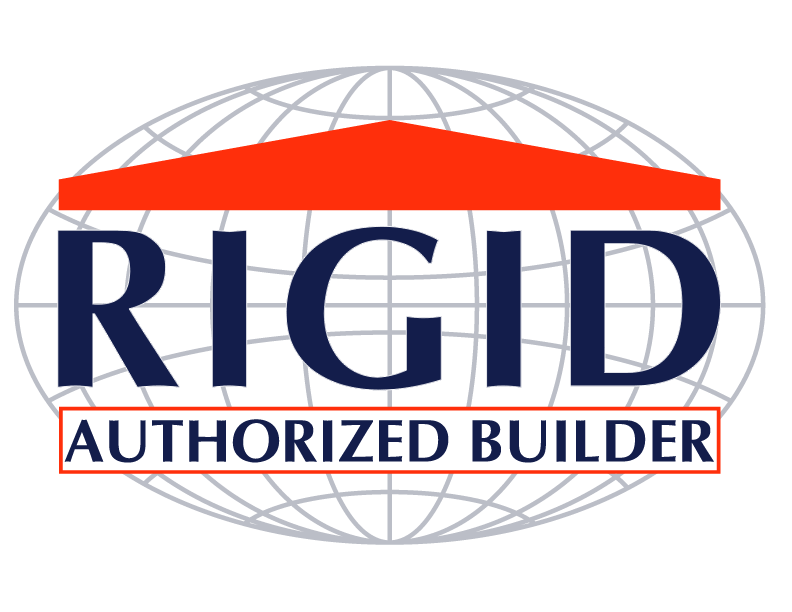 We are a RIGID Authorized Builder